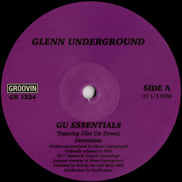 glenn-underground-gu-essentials-groovin-recordings-cover