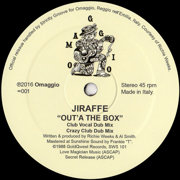jiraffe-outa-the-box-omaggio-cover