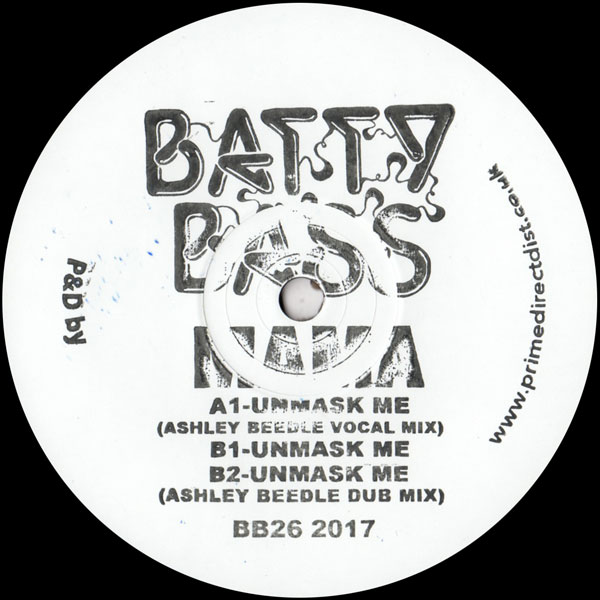 mama-unmask-me-ashley-beedle-rem-batty-bass-records-cover