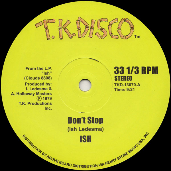 ish-john-tropea-dont-stop-living-in-the-tk-disco-cover