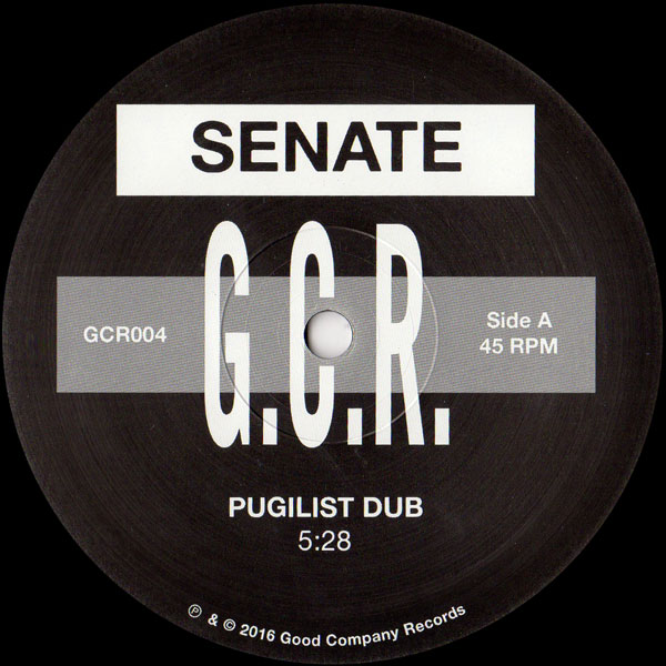 senate-pugilist-dub-forza-rays-good-company-records-cover