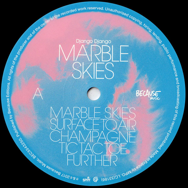 django-django-marble-skies-lp-limited-pink-because-music-cover