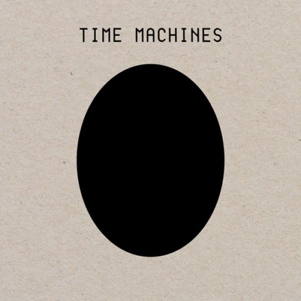 coil-time-machines-lp-blue-vinyl-dais-records-cover