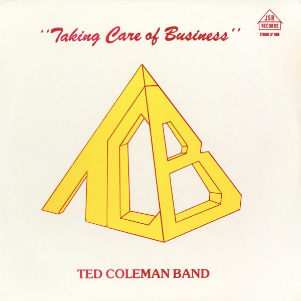 ted-coleman-band-taking-care-of-business-lp-bbe-records-cover