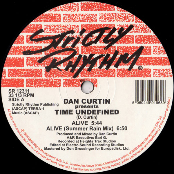 dan-curtin-time-undefined-alive-cascade-strictly-rhythm-cover