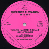 charlie-clemons-the-devil-has-made-this-land-his-superior-elevation-records-cover