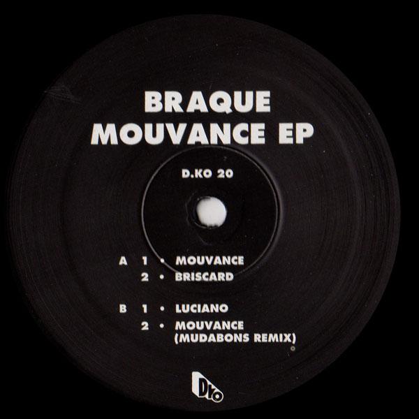 braque-mouvance-ep-dko-records-cover