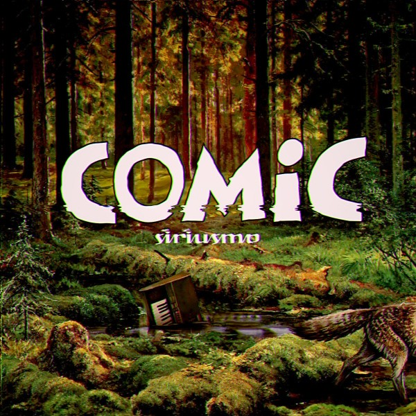 siriusmo-comic-lp-monkeytown-cover