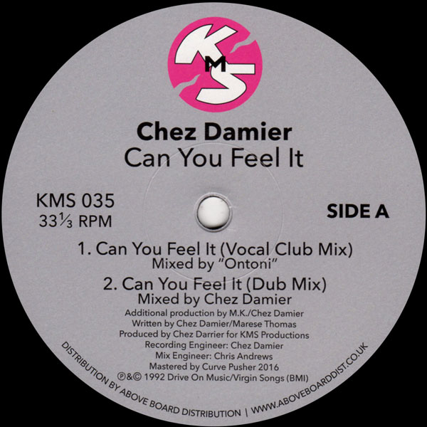 chez-damier-can-you-feel-it-kms-records-cover