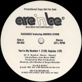 radiance-feat-andrea-stone-youre-my-number-1-are-n-be-records-cover