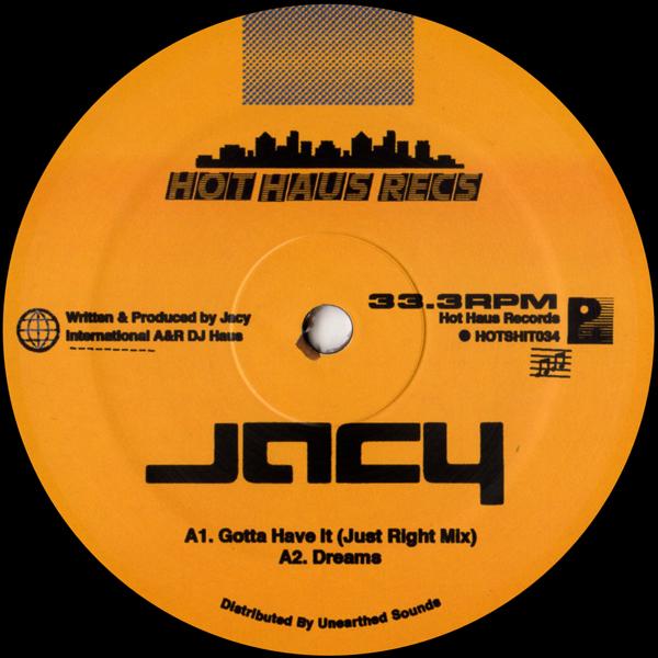 jacy-dreams-ep-hot-haus-records-cover