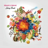 kraak-smaak-juicy-fruit-lp-jalapeno-records-cover