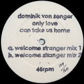 dominik-von-senger-only-love-can-take-us-home-golf-channel-recordings-cover