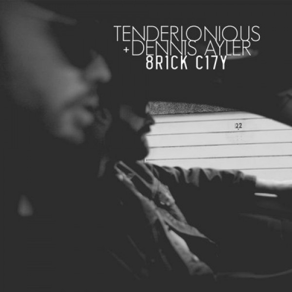 tenderlonious-dennis-ay-brick-city-lp-22a-cover