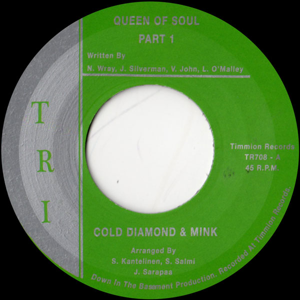 queen-of-soul-cold-diamond-mink-timmion-cover