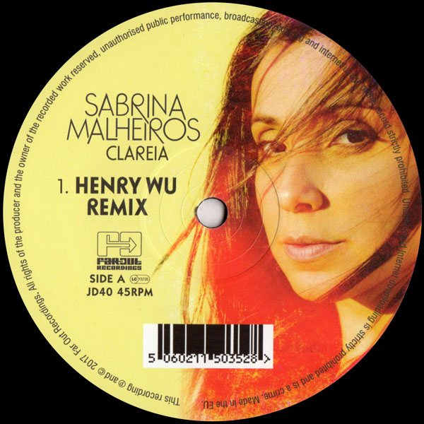 sabrina-malheiros-clareia-henry-wu-dego-remix-far-out-recordings-cover