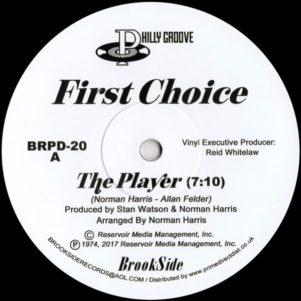 first-choice-the-player-philly-groove-brookside-cover