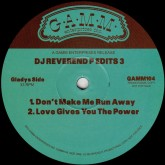 dj-reverend-p-edits-3-gamm-records-cover