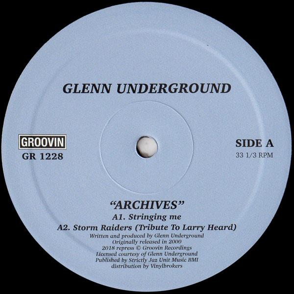 glenn-underground-gu-archives-groovin-recordings-cover