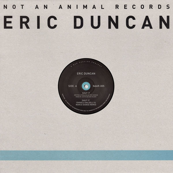 eric-duncan-shut-it-incl-daniele-baldelli-not-an-animal-cover