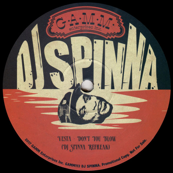 dj-spinna-dont-you-blow-so-you-can-gamm-records-cover