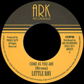 little-roy-come-as-you-are-stain-ark-recordings-cover