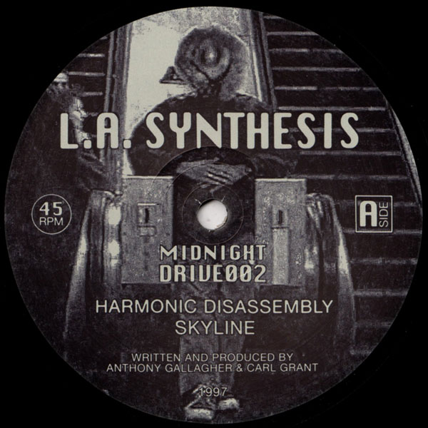 la-synthesis-harmonic-disassembly-midnight-drive-cover
