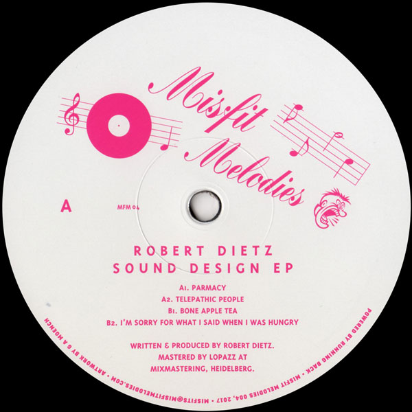 robert-dietz-sound-design-ep-misfit-melodies-cover
