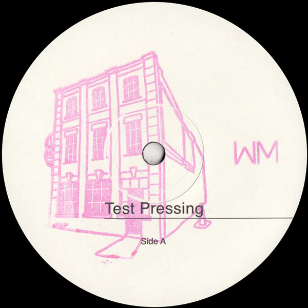 mella-dee-woodlands-ep-test-pressi-warehouse-music-cover