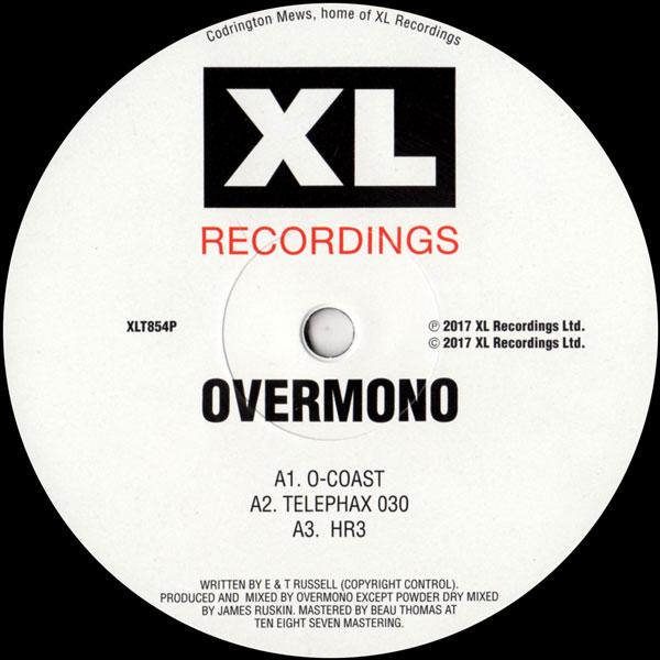 overmono-arla-ii-xl-recordings-cover