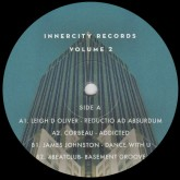 james-johnston-corbeau-4beat-innercity-records-vol-2-innercity-records-cover