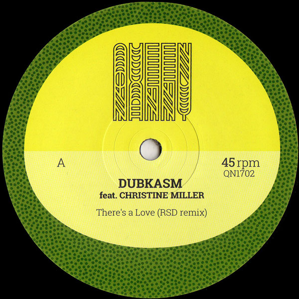 dubkasm-feat-christine-mil-theres-a-love-queen-nanny-cover