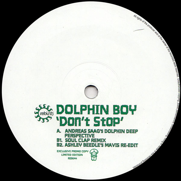 dolphin-boy-dont-stop-inc-soul-clap-rebirth-cover