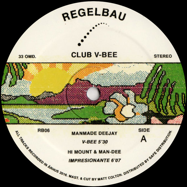 various-artists-club-v-bee-regelbau-06-regelbau-cover