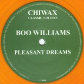 boo-williams-pleasant-dreams-chiwax-cover