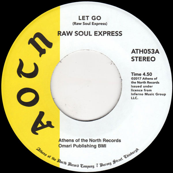 raw-soul-express-let-go-athens-of-the-north-cover