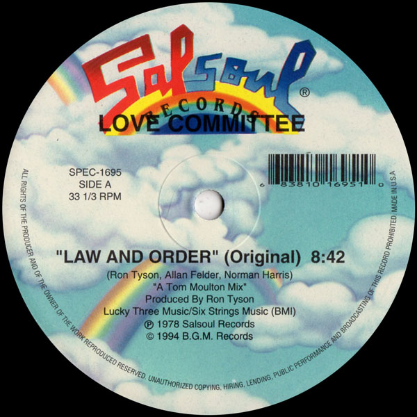 love-committee-aurra-law-and-order-a-little-l-unidisc-cover