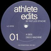 pat-les-stache-disco-machine-sound-of-the-athlete-edits-cover