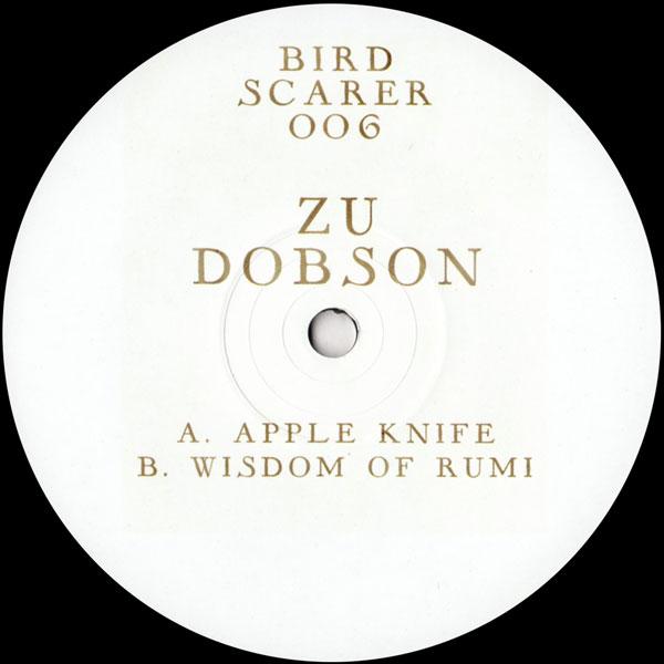 zu-dobson-apple-knife-wisdom-of-r-bird-scarer-records-cover