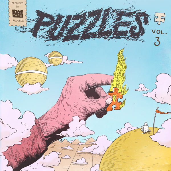 various-artists-puzzles-vol-3-lp-raw-tapes-cover