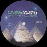 joey-anderson-act-of-speech-anunnaki-cover