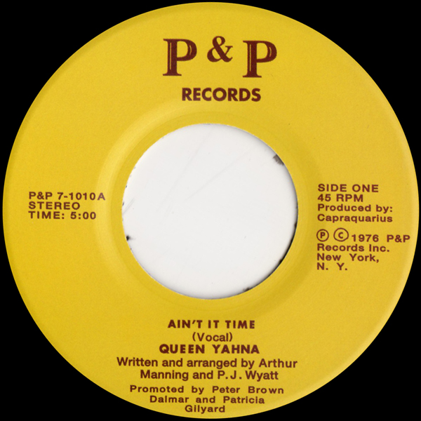queen-yahna-aint-it-time-p-p-records-cover