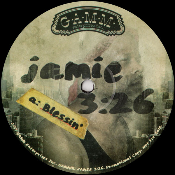 jamie-326-blessin-whole-lotta-love-gamm-records-cover