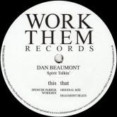 dan-beaumont-spirit-talkin-spencer-parker-work-them-records-cover