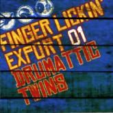 drumattic-twins-finger-lickin-export-01-finger-lickin-cover