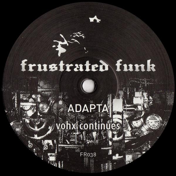 adapta-vohx-continues-frustrated-funk-cover