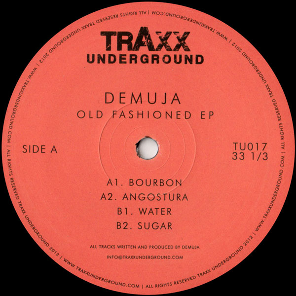 demuja-old-fashioned-ep-traxx-underground-cover