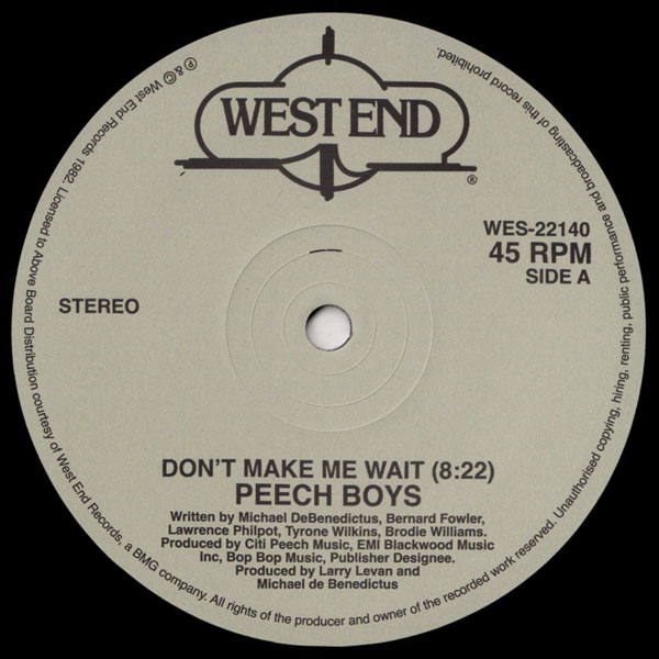 peech-boys-dont-make-me-wait-west-end-records-cover
