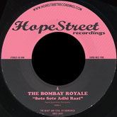 the-bombay-royale-sote-sote-adhi-raat-hope-street-recordings-cover