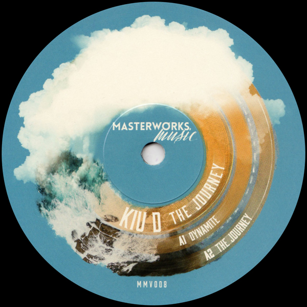 kiu-d-the-journey-12-inch-samp-masterworks-music-cover